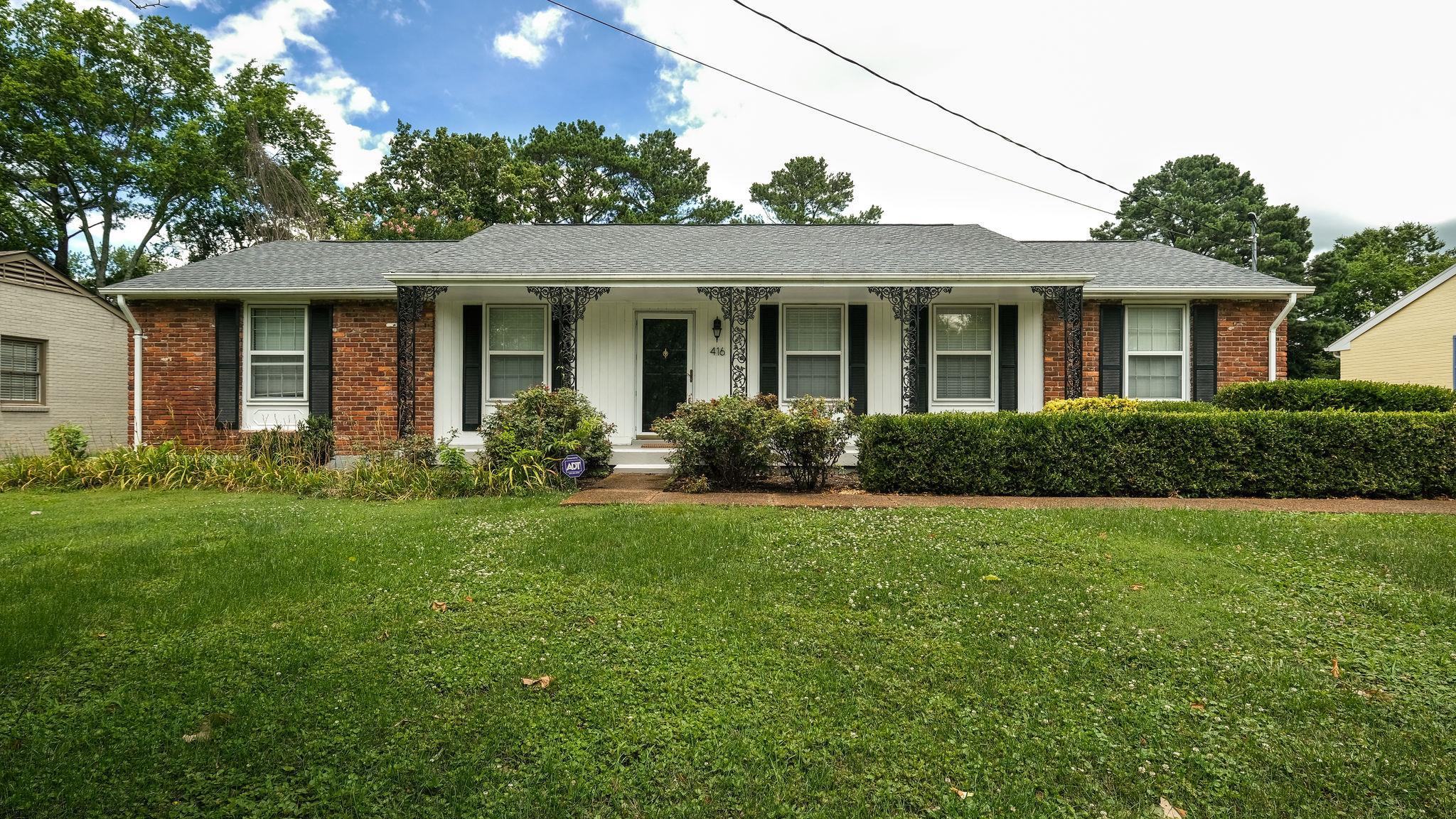 416 Lynn Dr, Nashville, TN 37211 - Nashville, TN real estate listing