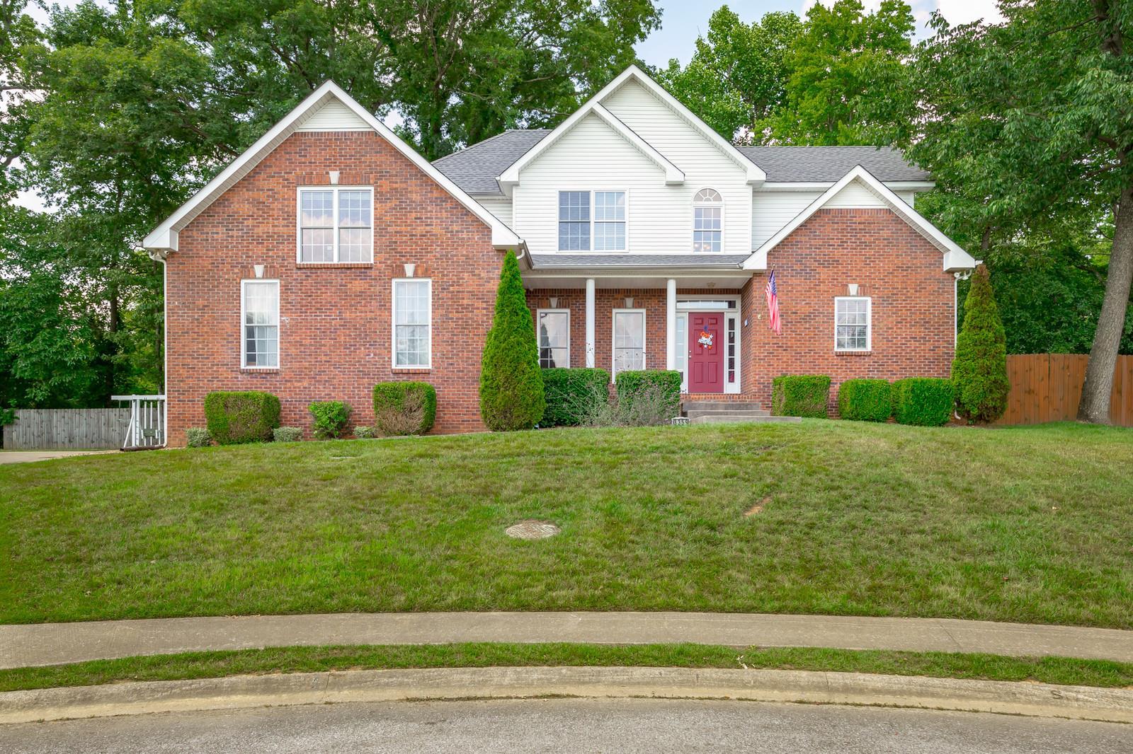 3359 Shetland Way, Clarksville, TN 37043 - Clarksville, TN real estate listing