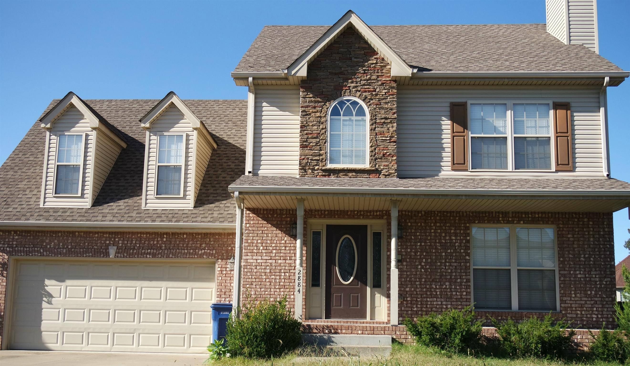 2884 Brewster Dr, Clarksville, TN 37042 - Clarksville, TN real estate listing