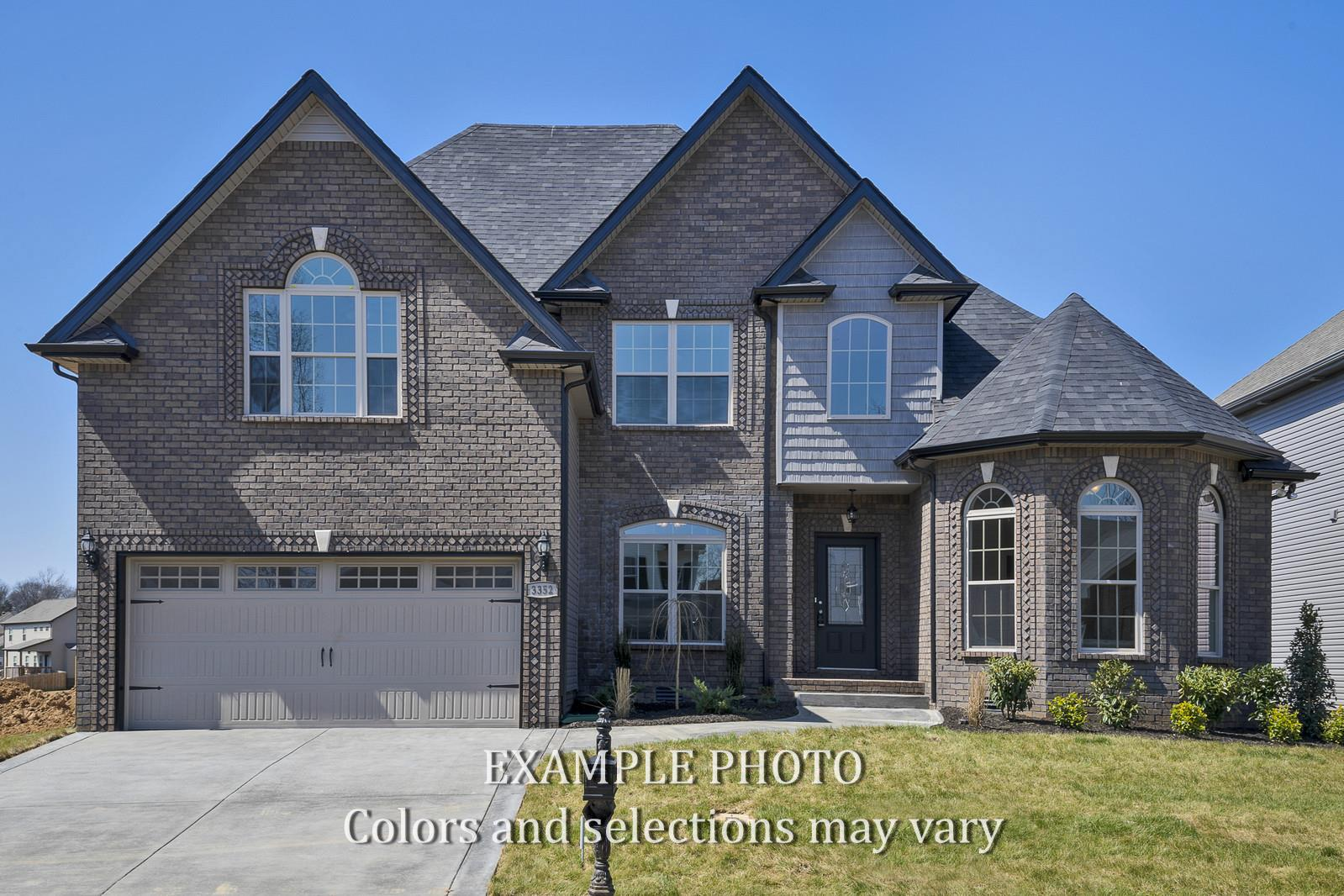 161 Fields of Northmeade, Clarksville, TN 37042 - Clarksville, TN real estate listing