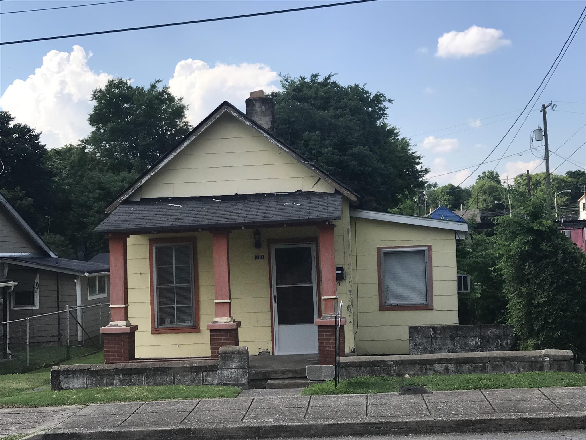 1810 Knowles, Nashville, TN 37208 - Nashville, TN real estate listing