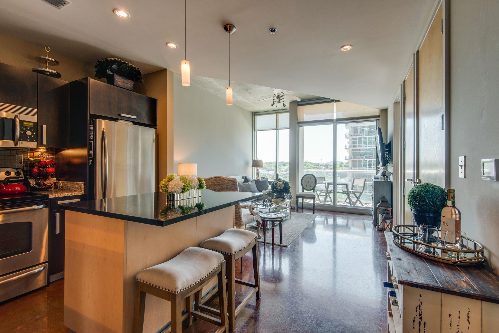 600 12th Avenue S, #1512, Nashville, TN 37203 - Nashville, TN real estate listing