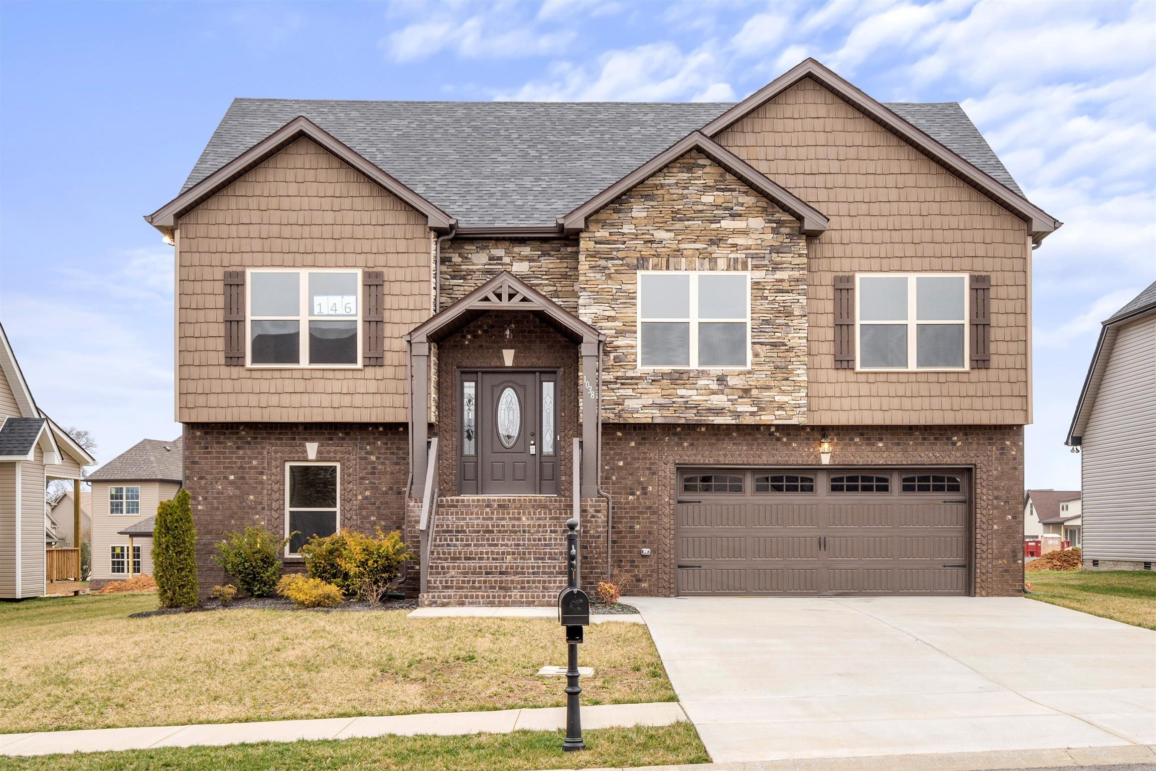 1038 Black Gum Lane, Clarksville, TN 37043 - Clarksville, TN real estate listing