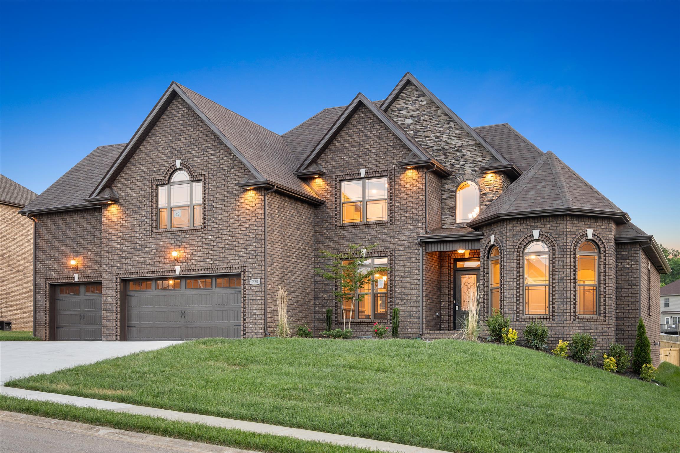 220 Spring Terrace Lane, Clarksville, TN 37040 - Clarksville, TN real estate listing