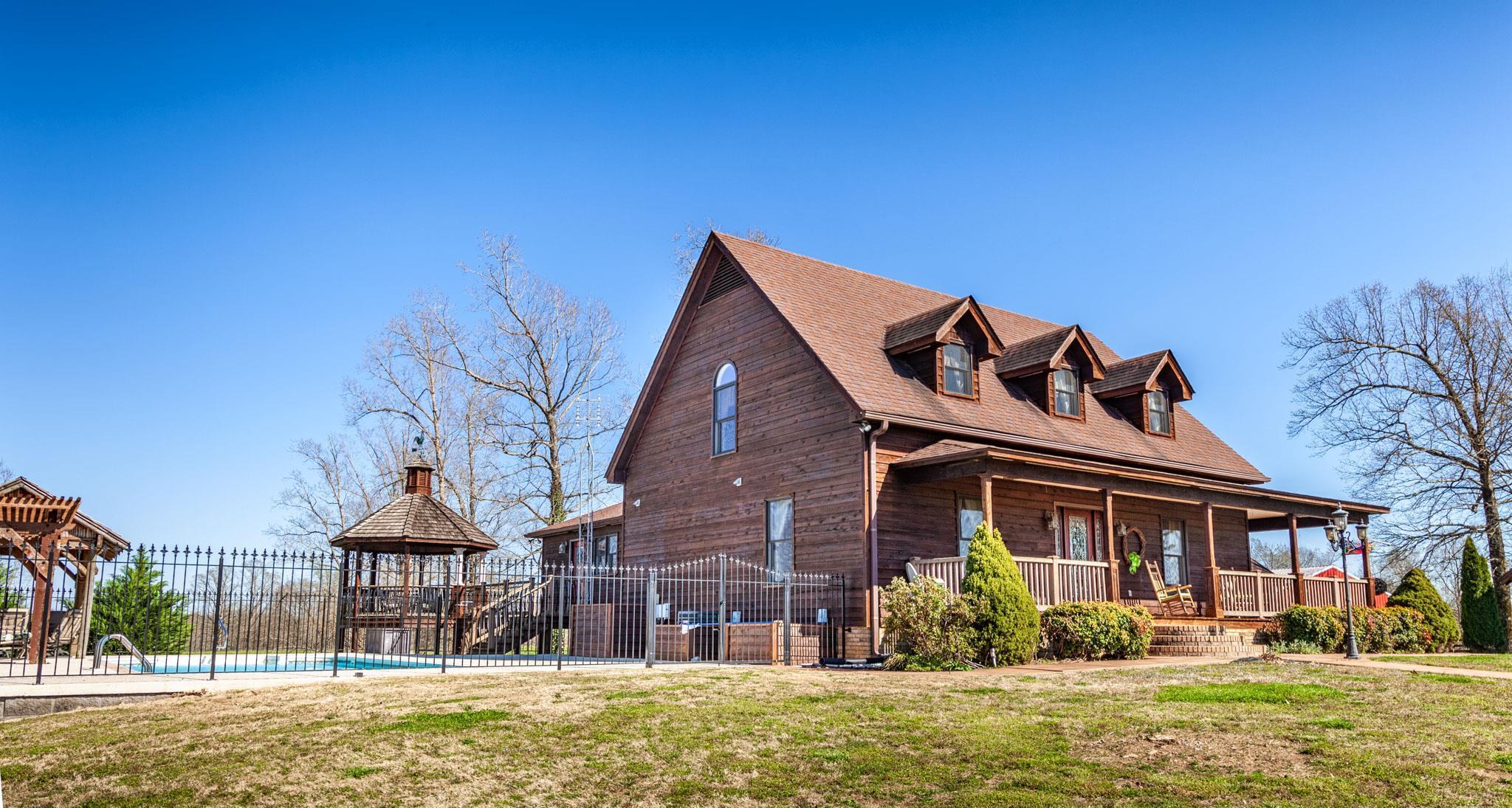 760 Clax Branch Rd Farm, Loretto, TN 38469 - Loretto, TN real estate listing