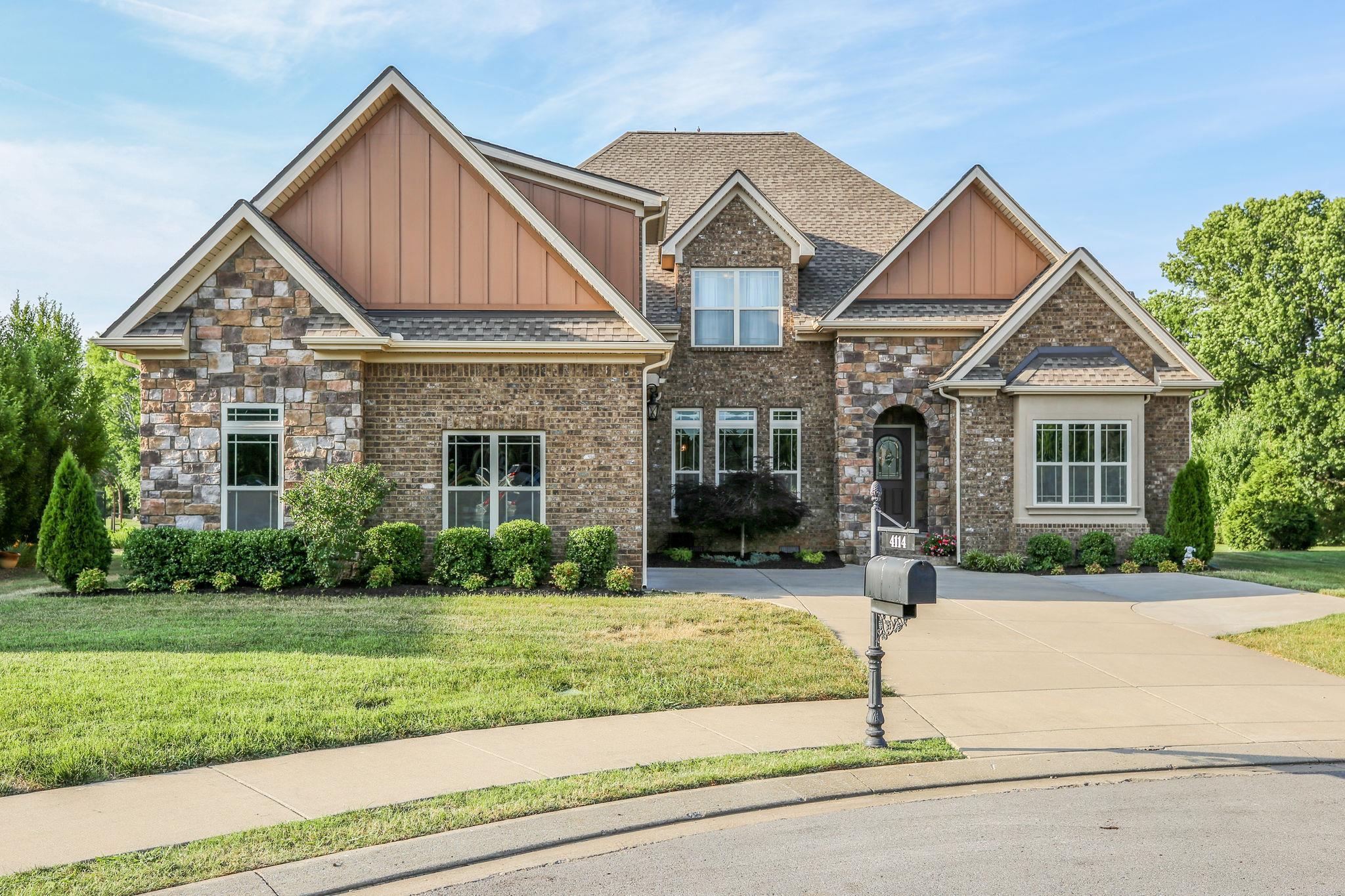 4114 Pretoria Run, Murfreesboro, TN 37128 - Murfreesboro, TN real estate listing