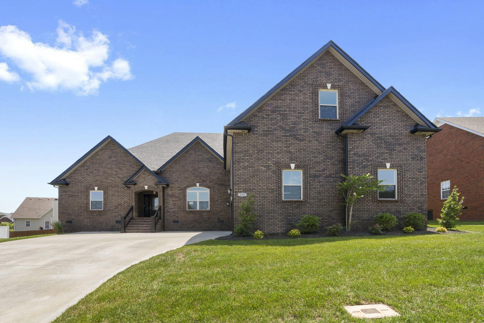 205 Spring Terrace , Clarksville, TN 37043 - Clarksville, TN real estate listing