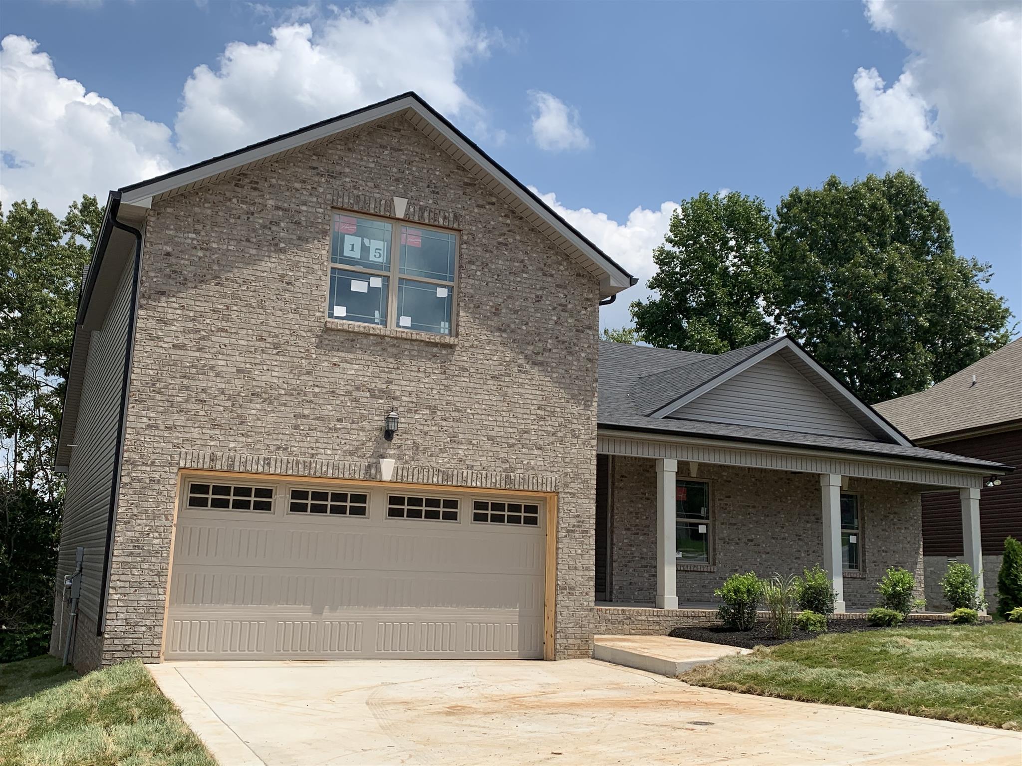 145 Camelot Hills Lot 145, Clarksville, TN 37040 - Clarksville, TN real estate listing