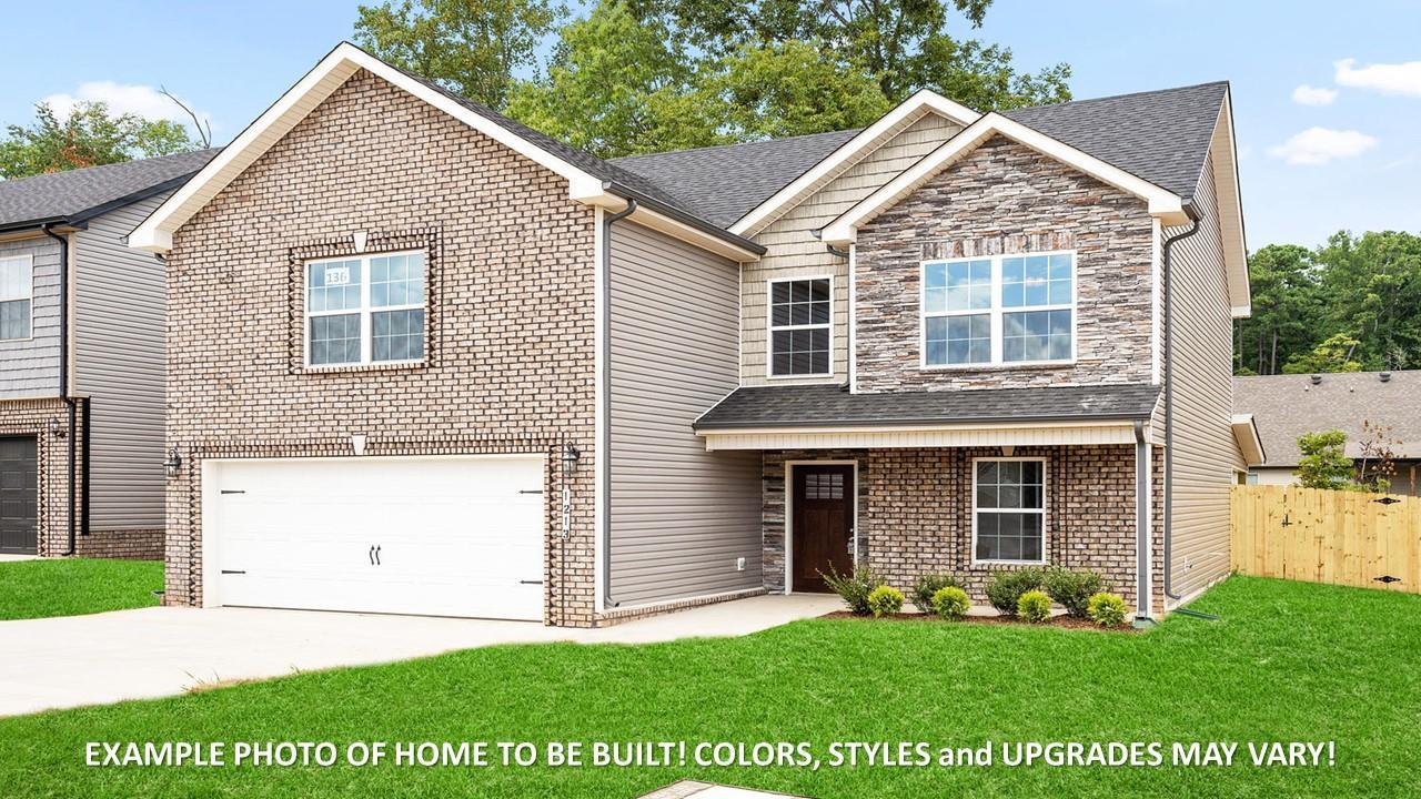 1480 Mt. Herman, Southside, TN 37171 - Southside, TN real estate listing