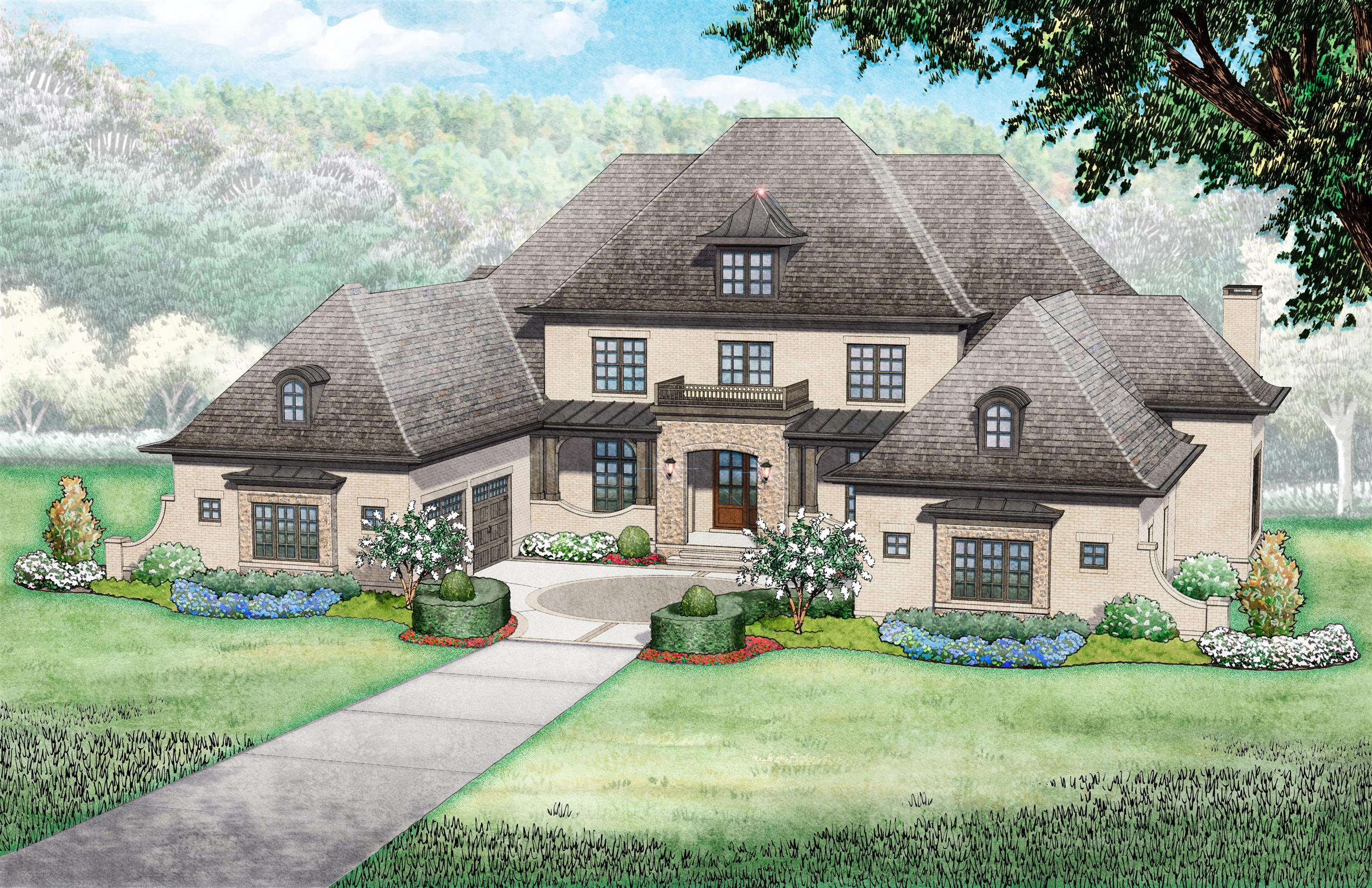 8583 Heirloom Blvd (Lot 7019), College Grove, TN 37046 - College Grove, TN real estate listing