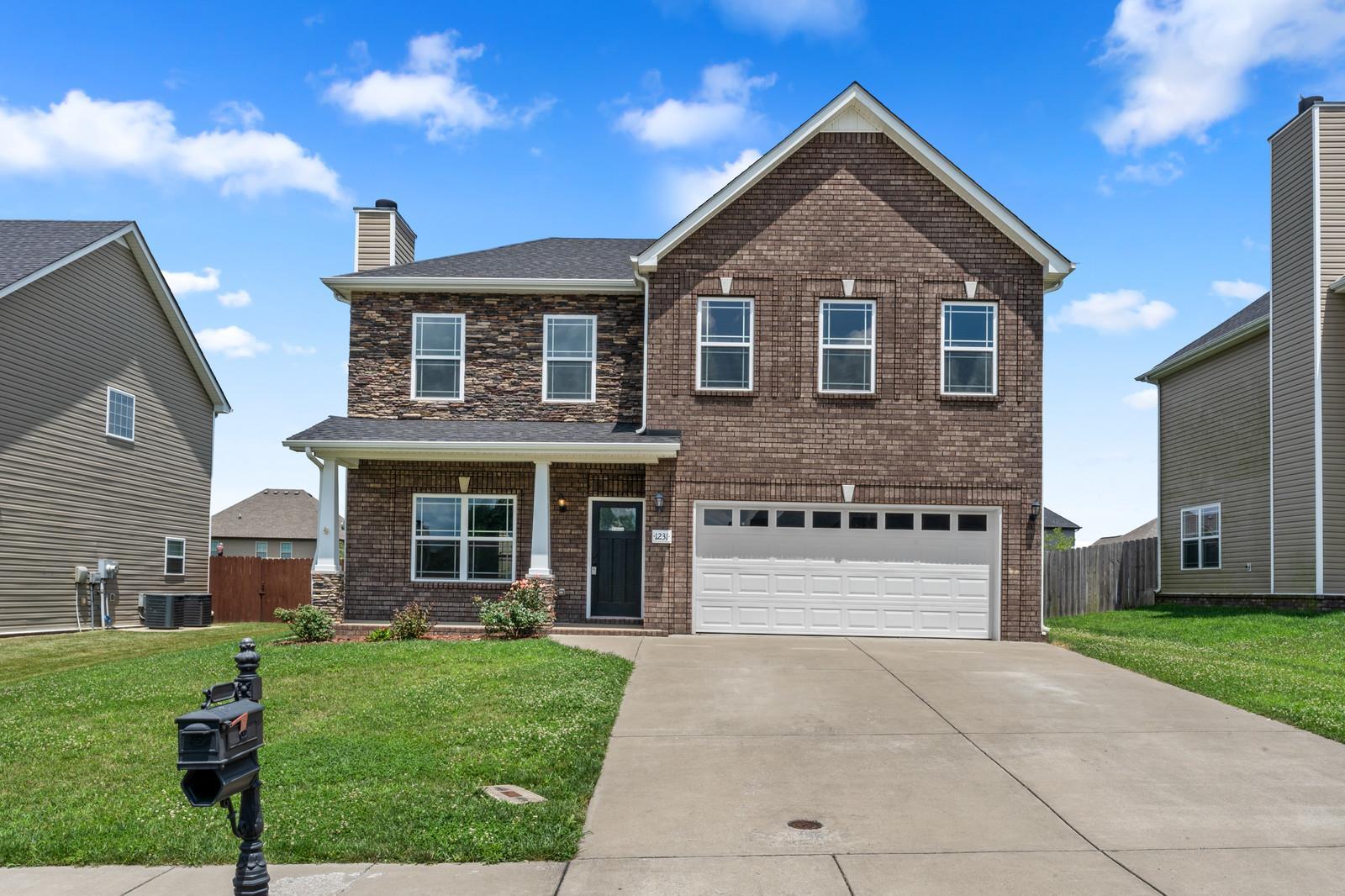1231 Snowball Ln, Clarksville, TN 37042 - Clarksville, TN real estate listing