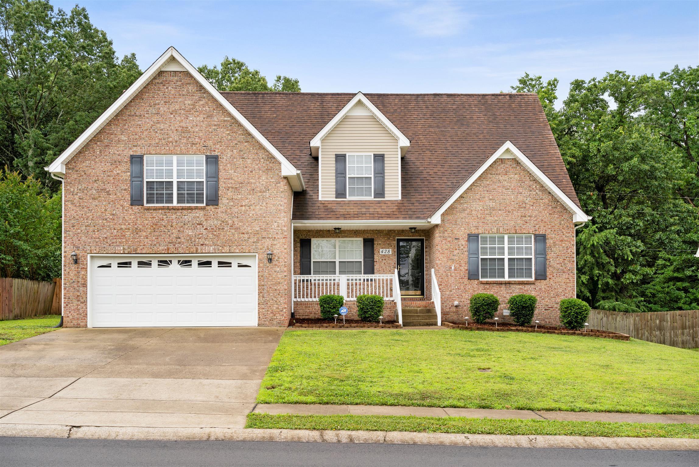 428 Winding Bluff Way, Clarksville, TN 37040 - Clarksville, TN real estate listing