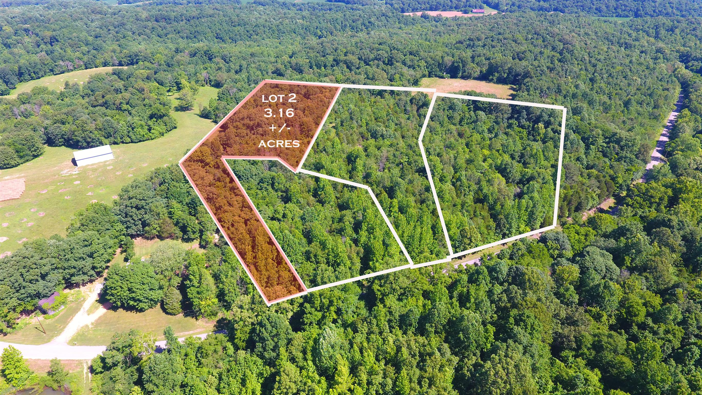 2 Old Highway 48 (Lot 2), Cunningham, TN 37052 - Cunningham, TN real estate listing
