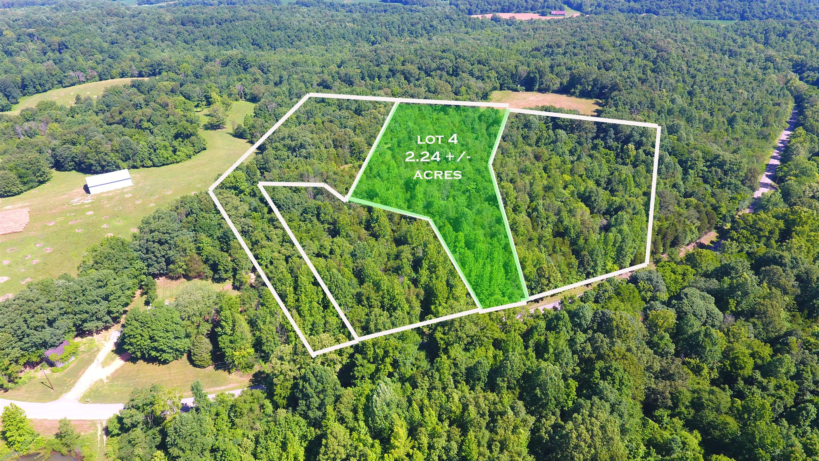 4 Old Highway 48 (Lot 4), Cunningham, TN 37052 - Cunningham, TN real estate listing