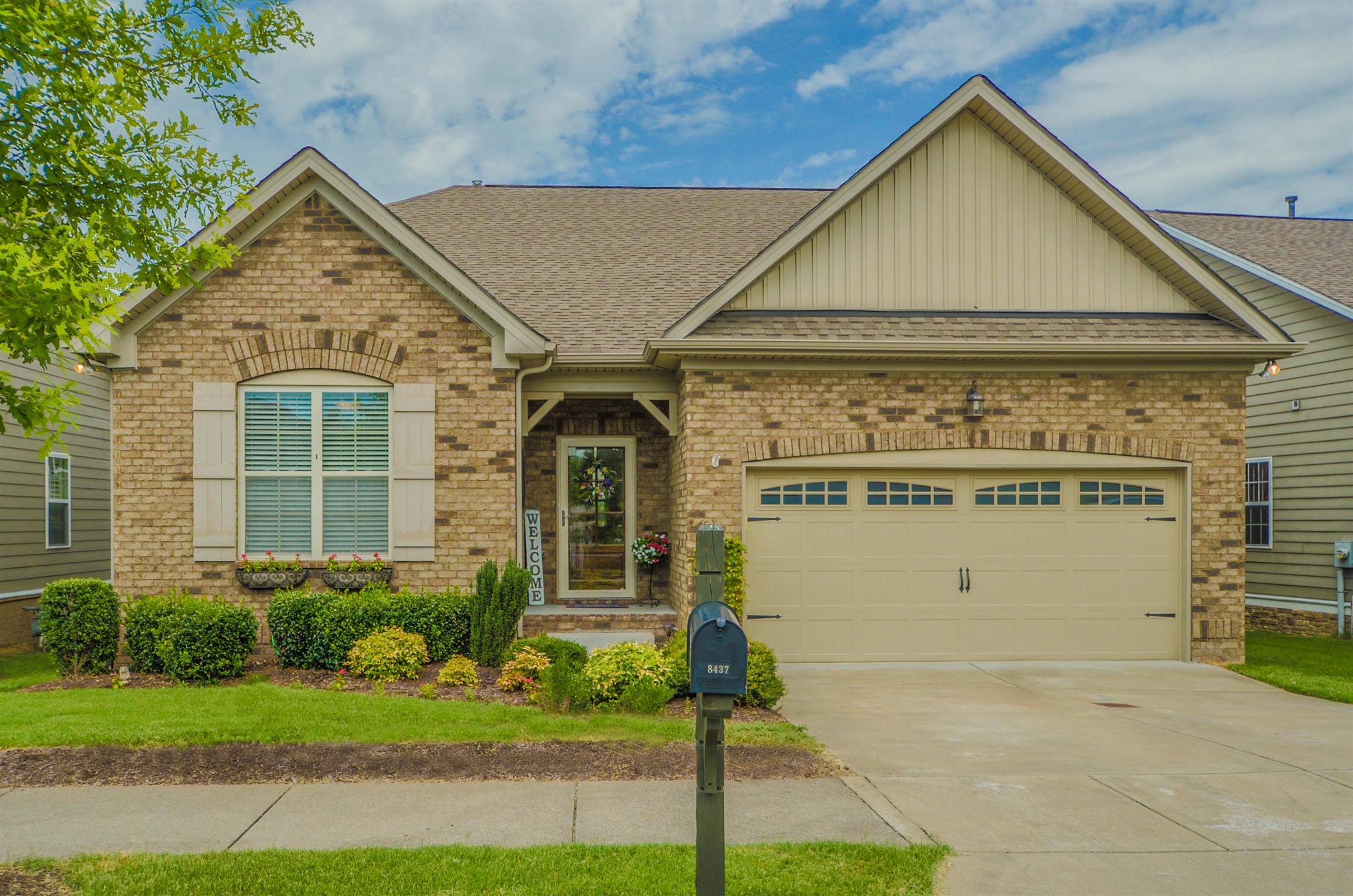 8437 Danbrook Drive, Nolensville, TN 37135 - Nolensville, TN real estate listing