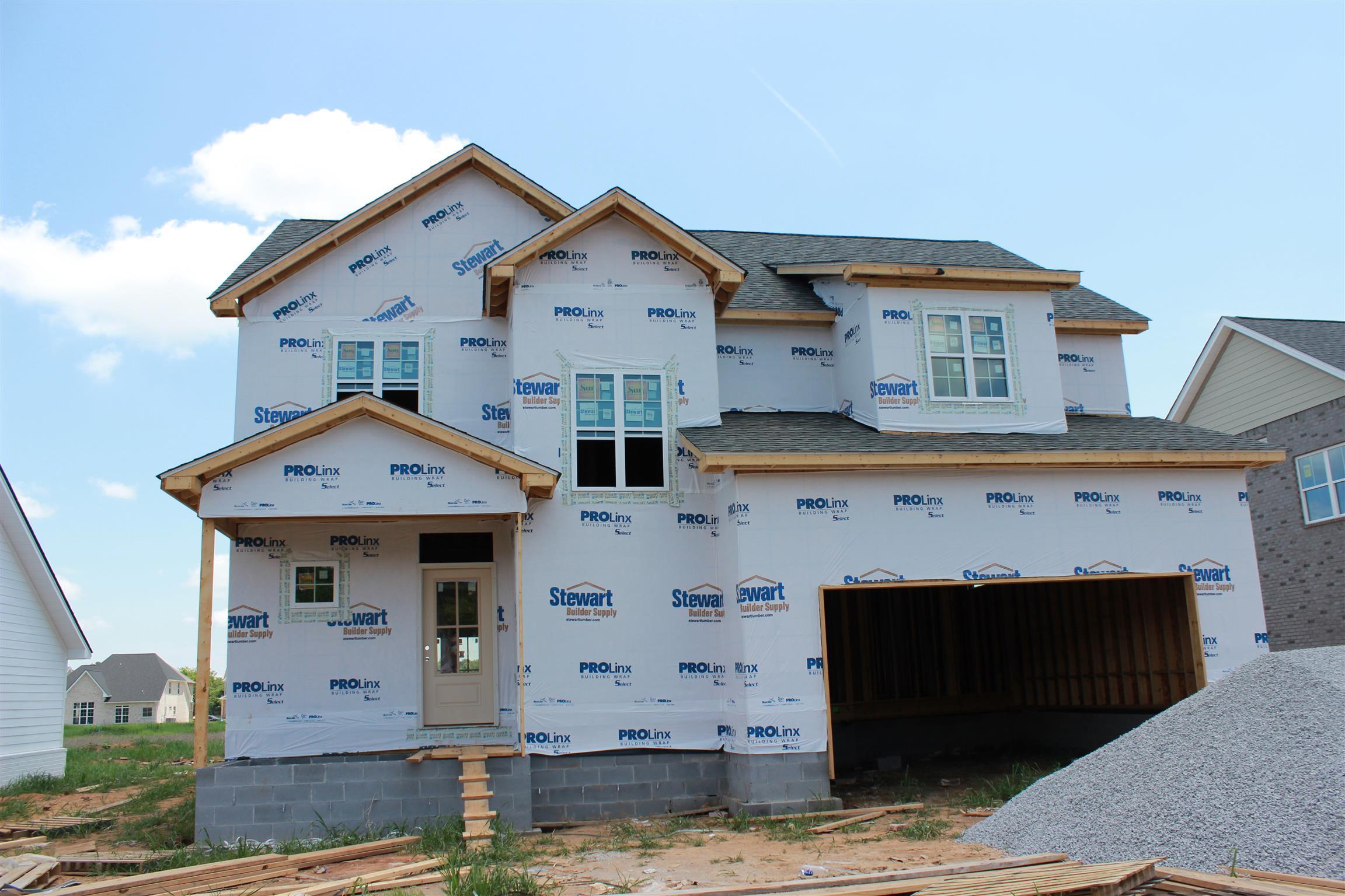 533 Dexter Drive Lot 91, Clarksville, TN 37043 - Clarksville, TN real estate listing