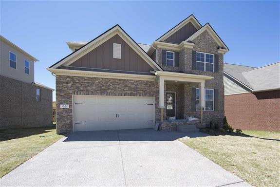 1305 Sylvan Park, Lot 390, Spring Hill, TN 37174 - Spring Hill, TN real estate listing