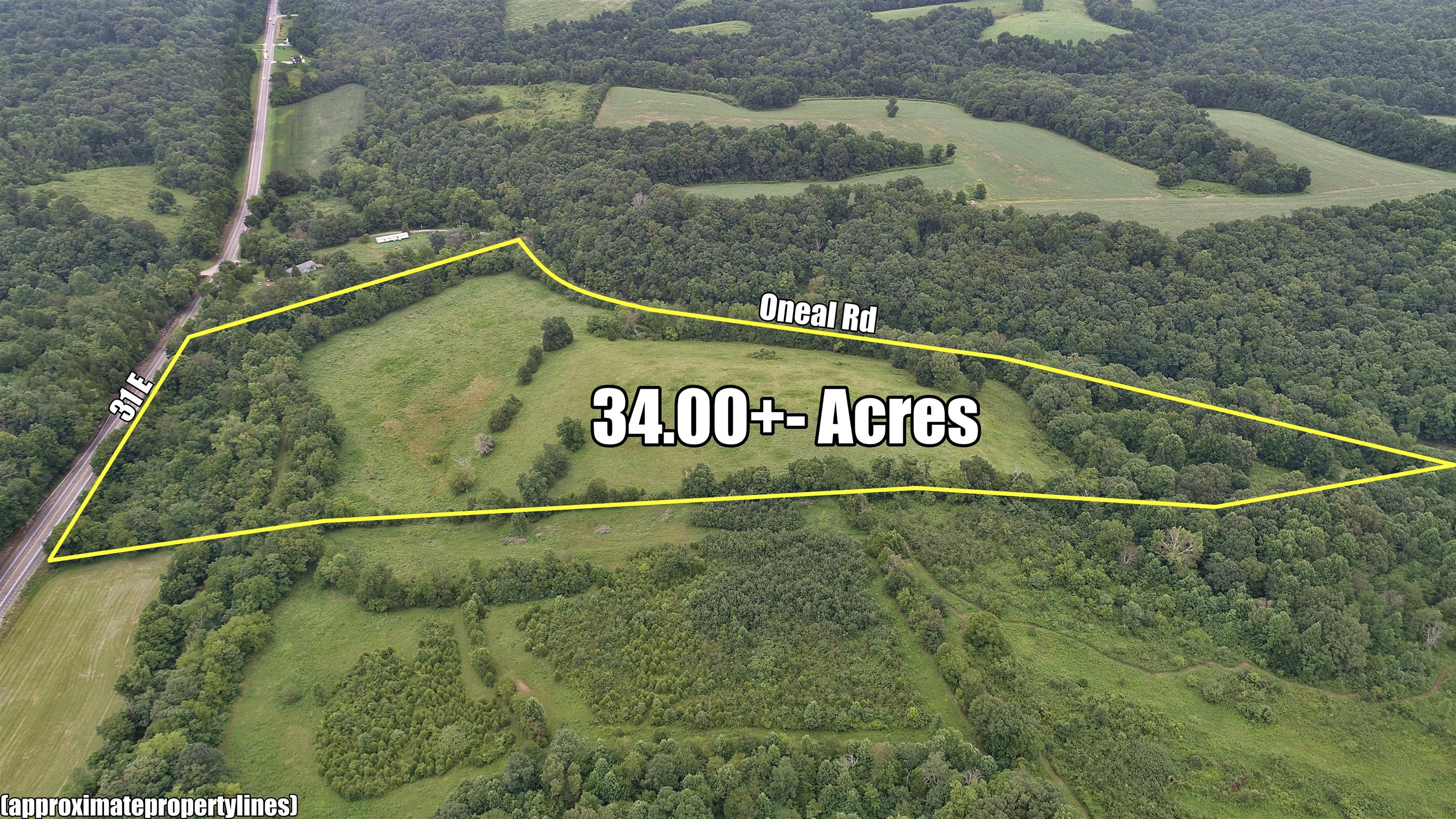 0 Oneal East Rd, Adolphus, KY 42120 - Adolphus, KY real estate listing