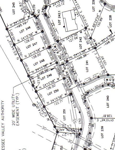0 Hammock Rd. Lot 241, Winchester, TN 37398 - Winchester, TN real estate listing