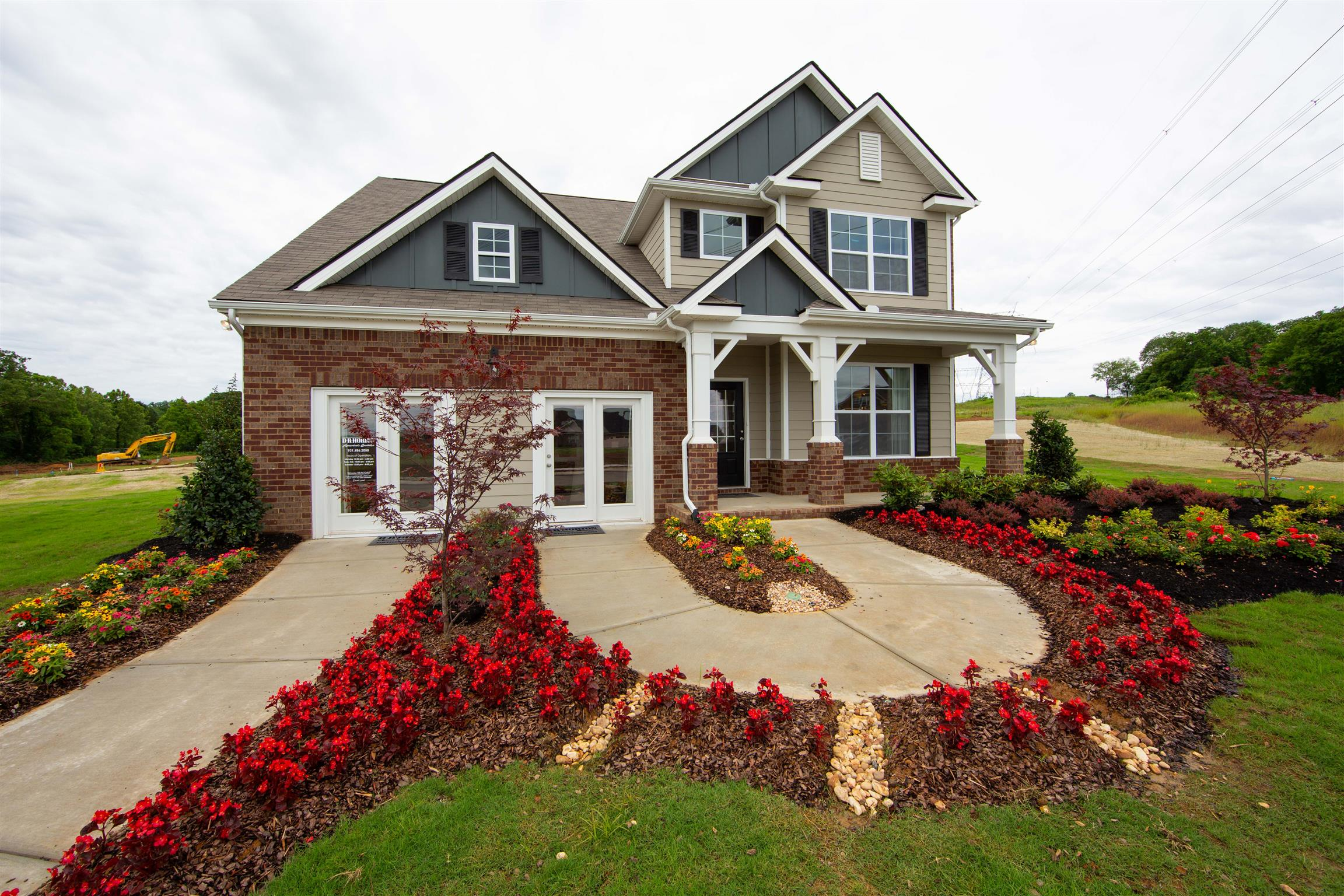 2063 Sunflower Drive, Lot 396, Spring Hill, TN 37174 - Spring Hill, TN real estate listing