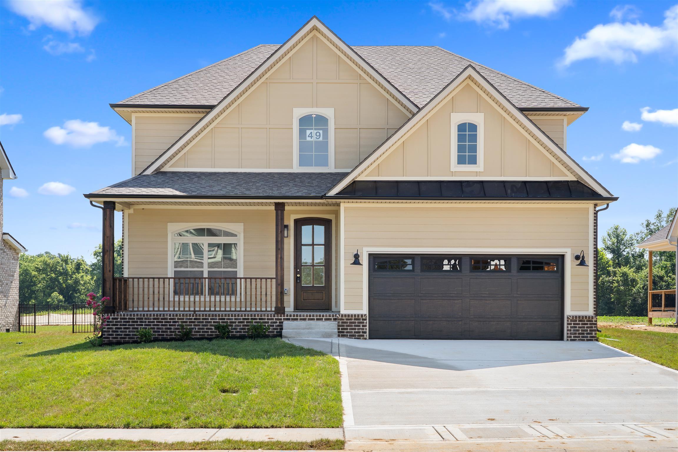 344 Lowline Dr. - lot 85, Clarksville, TN 37043 - Clarksville, TN real estate listing