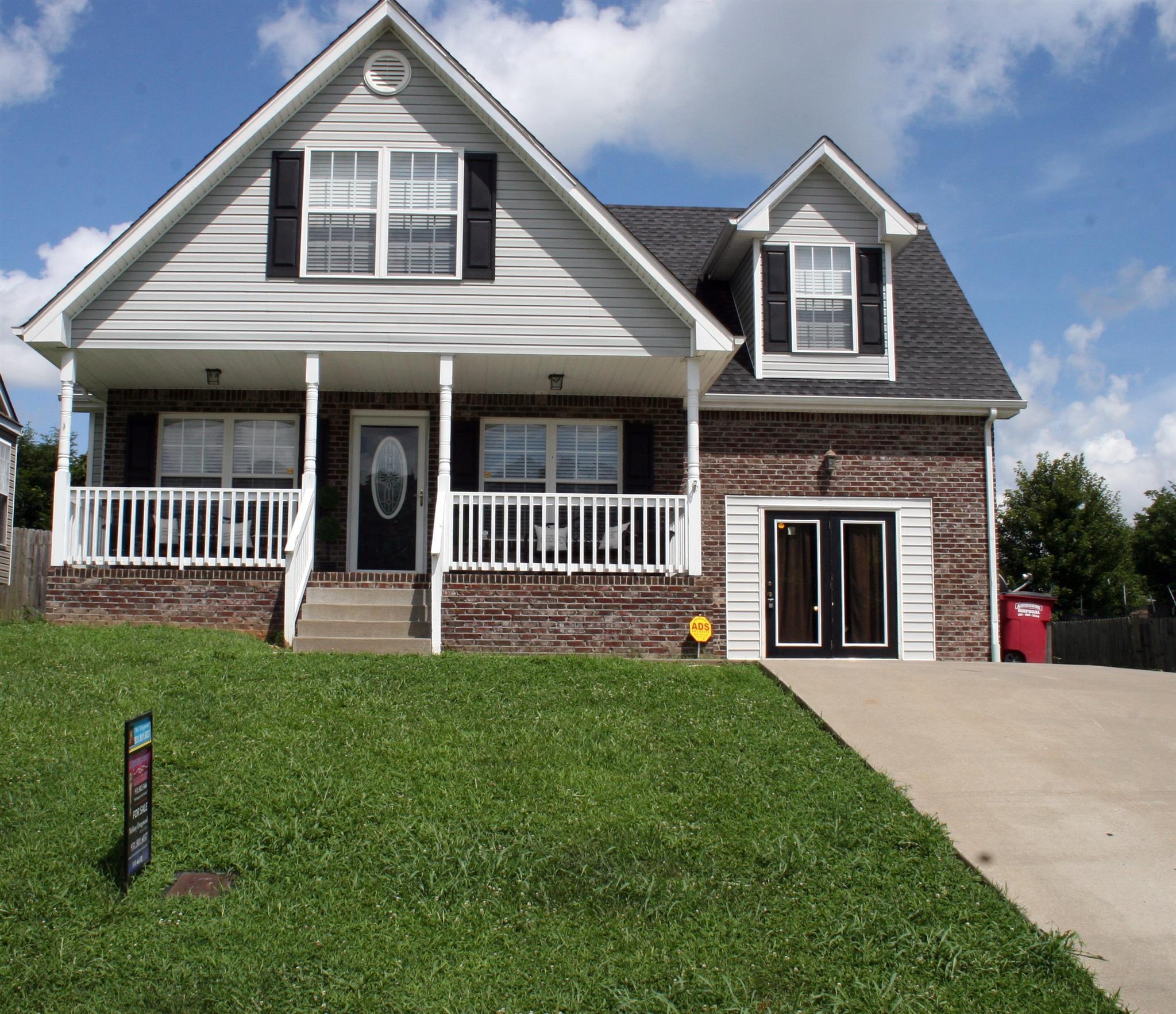 2649 Arthurs Ct, Clarksville, TN 37040 - Clarksville, TN real estate listing