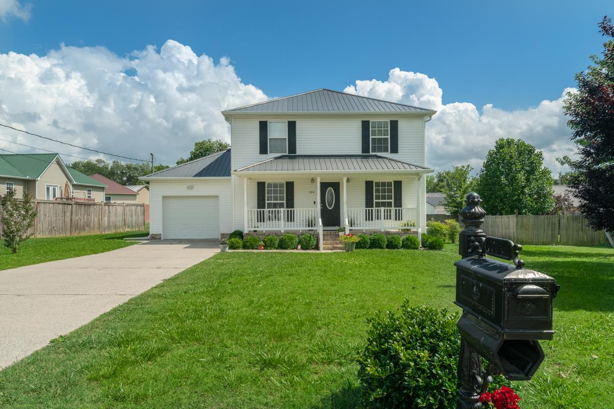 104 Twin Oaks Dr, Bell Buckle, TN 37020 - Bell Buckle, TN real estate listing