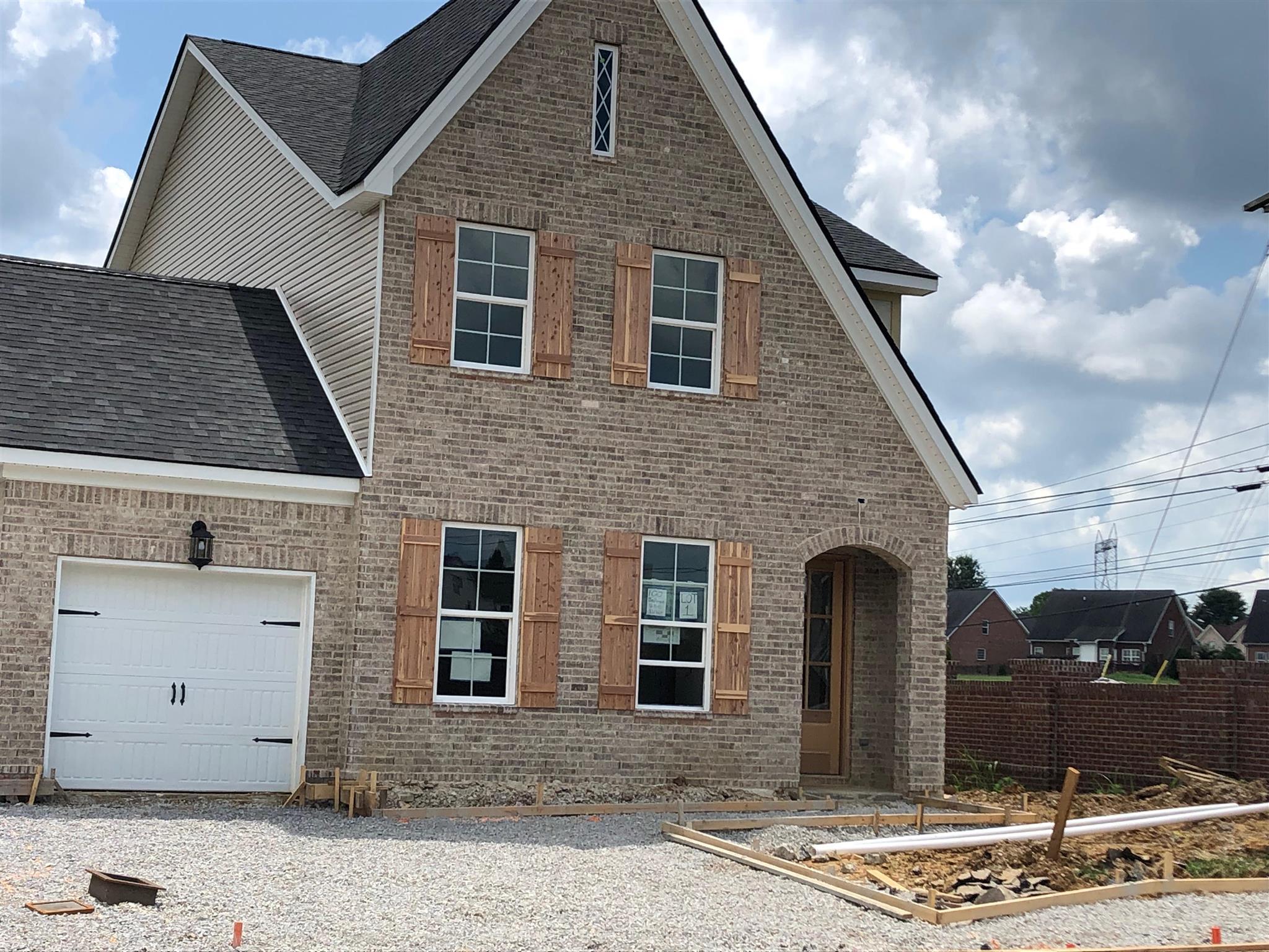 100 Bellagio Villas Dr Lot 1, Spring Hill, TN 37174 - Spring Hill, TN real estate listing