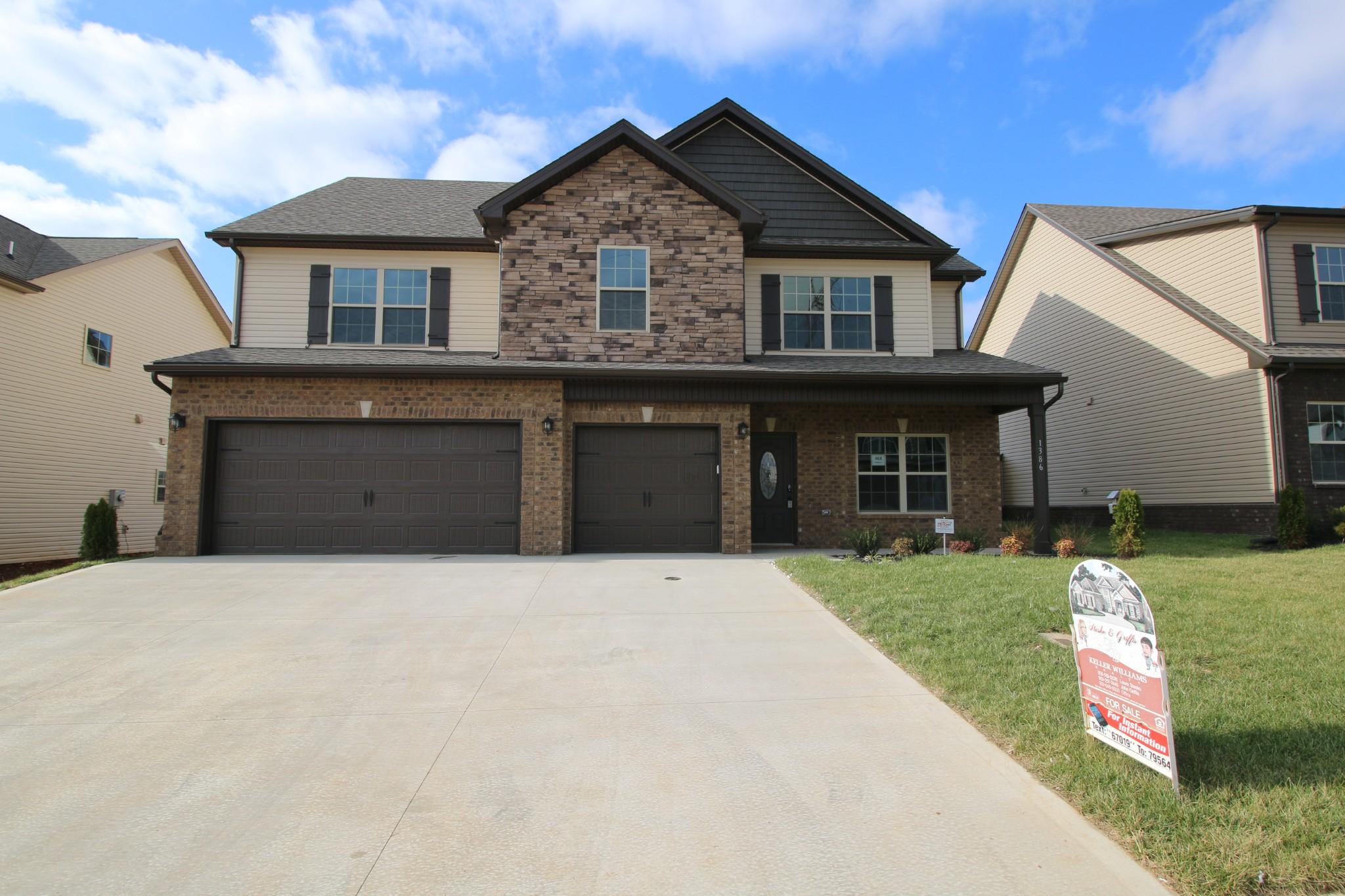 468 Summerfield, Clarksville, TN 37040 - Clarksville, TN real estate listing