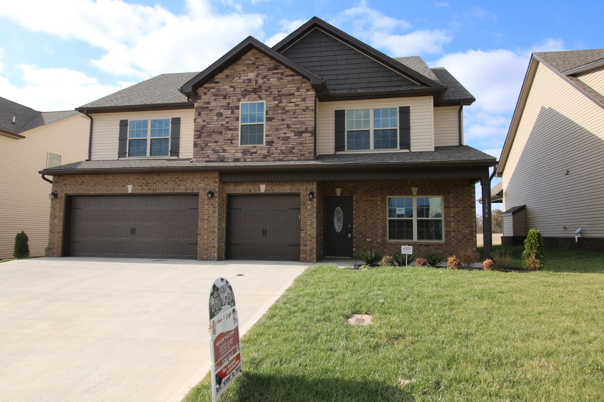 468 Summerfield, Clarksville, TN 37040 - Clarksville, TN real estate listing