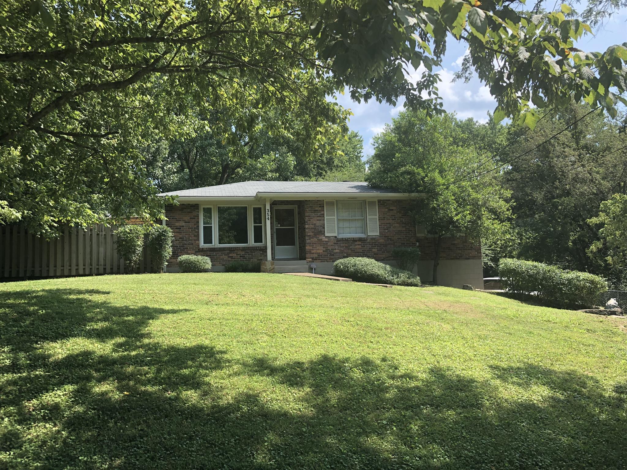 354 Wales Dr, Nashville, TN 37211 - Nashville, TN real estate listing