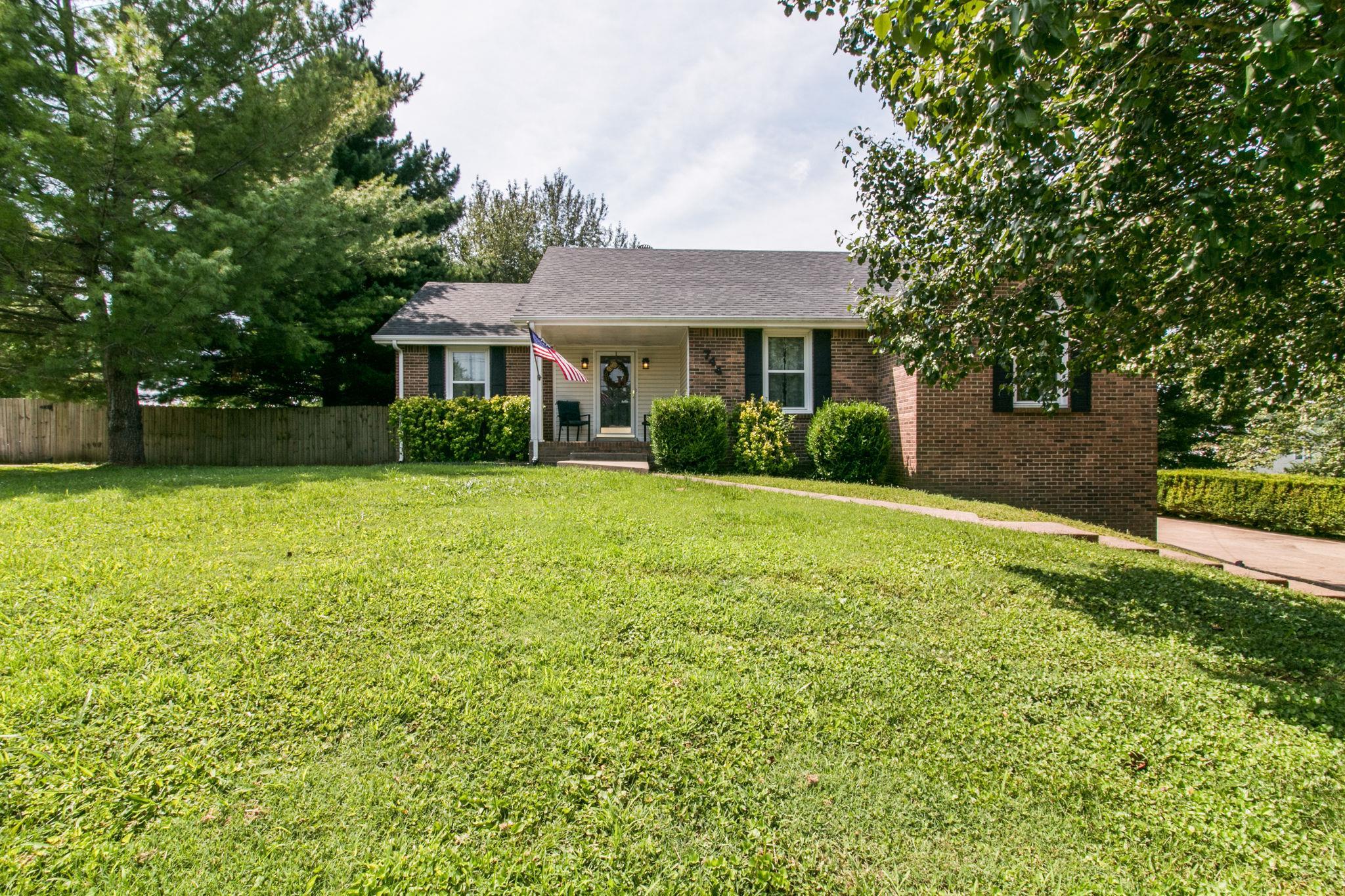 744 Jace Dr, Clarksville, TN 37040 - Clarksville, TN real estate listing