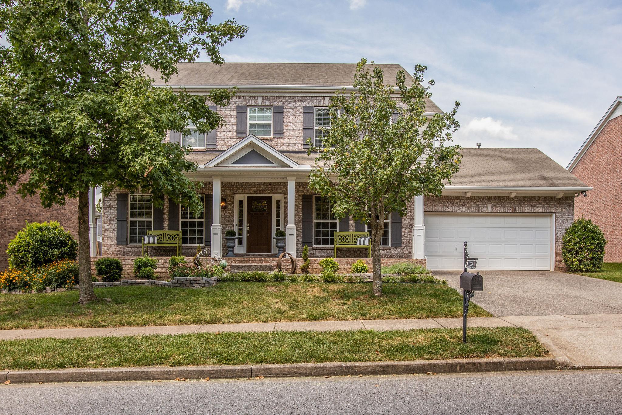 1507 Braden Circle, Franklin, TN 37067 - Franklin, TN real estate listing