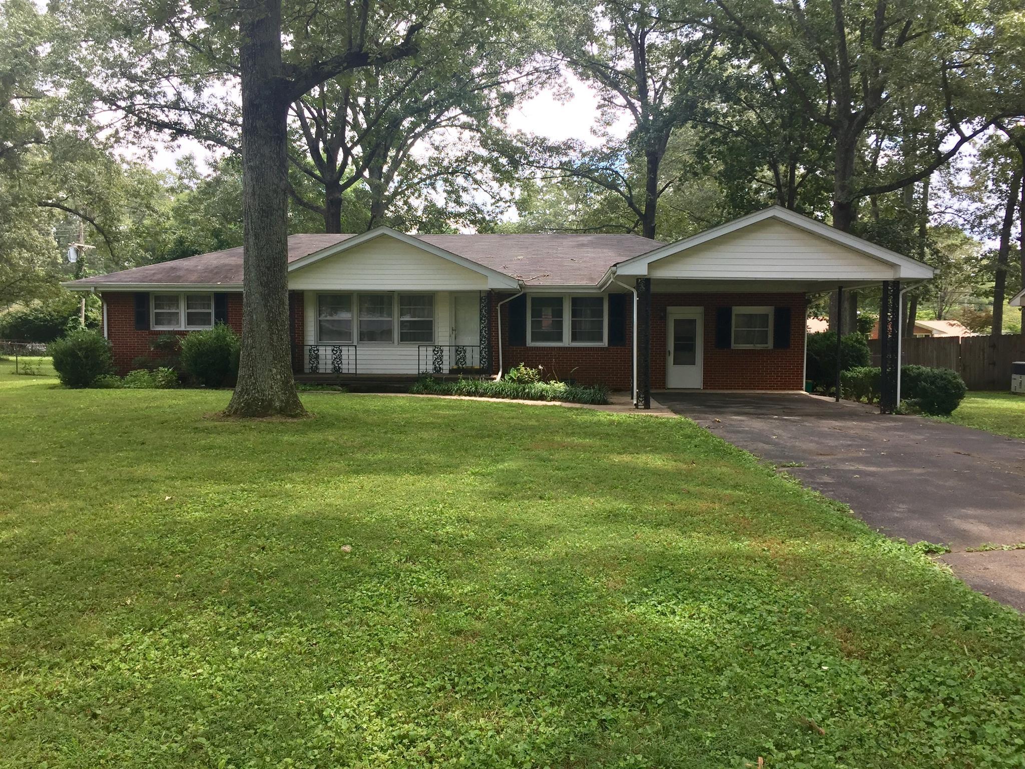 1107 Westwood Dr, Tullahoma, TN 37388 - Tullahoma, TN real estate listing