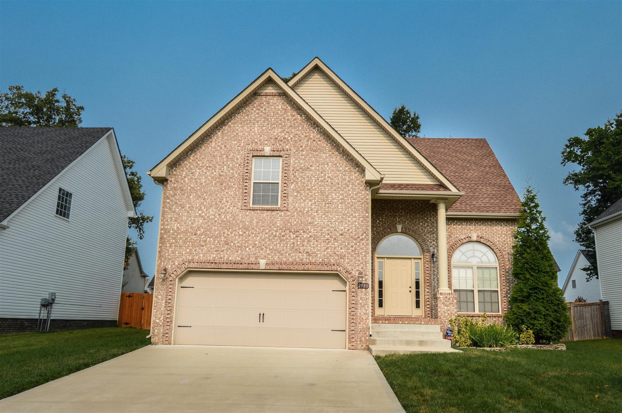 2980 Brewster Dr, Clarksville, TN 37042 - Clarksville, TN real estate listing