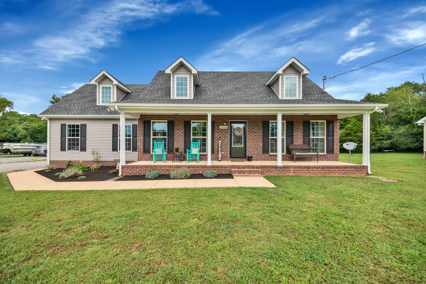 1414 Alyssa Dr, Chapel Hill, TN 37034 - Chapel Hill, TN real estate listing
