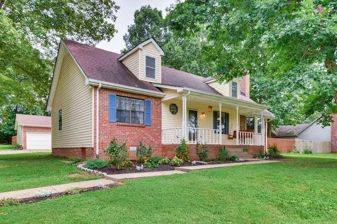 524 Tyler Ct, Cottontown, TN 37048 - Cottontown, TN real estate listing