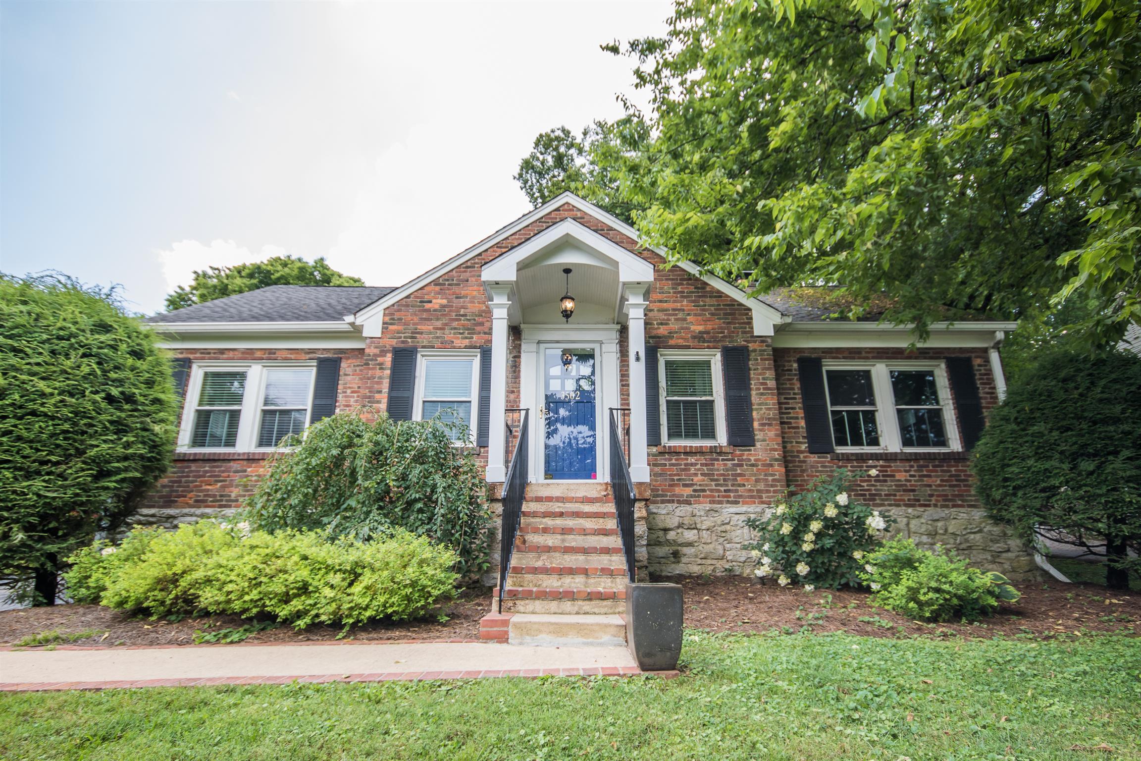 3502 Wilbur Pl, Nashville, TN 37204 - Nashville, TN real estate listing