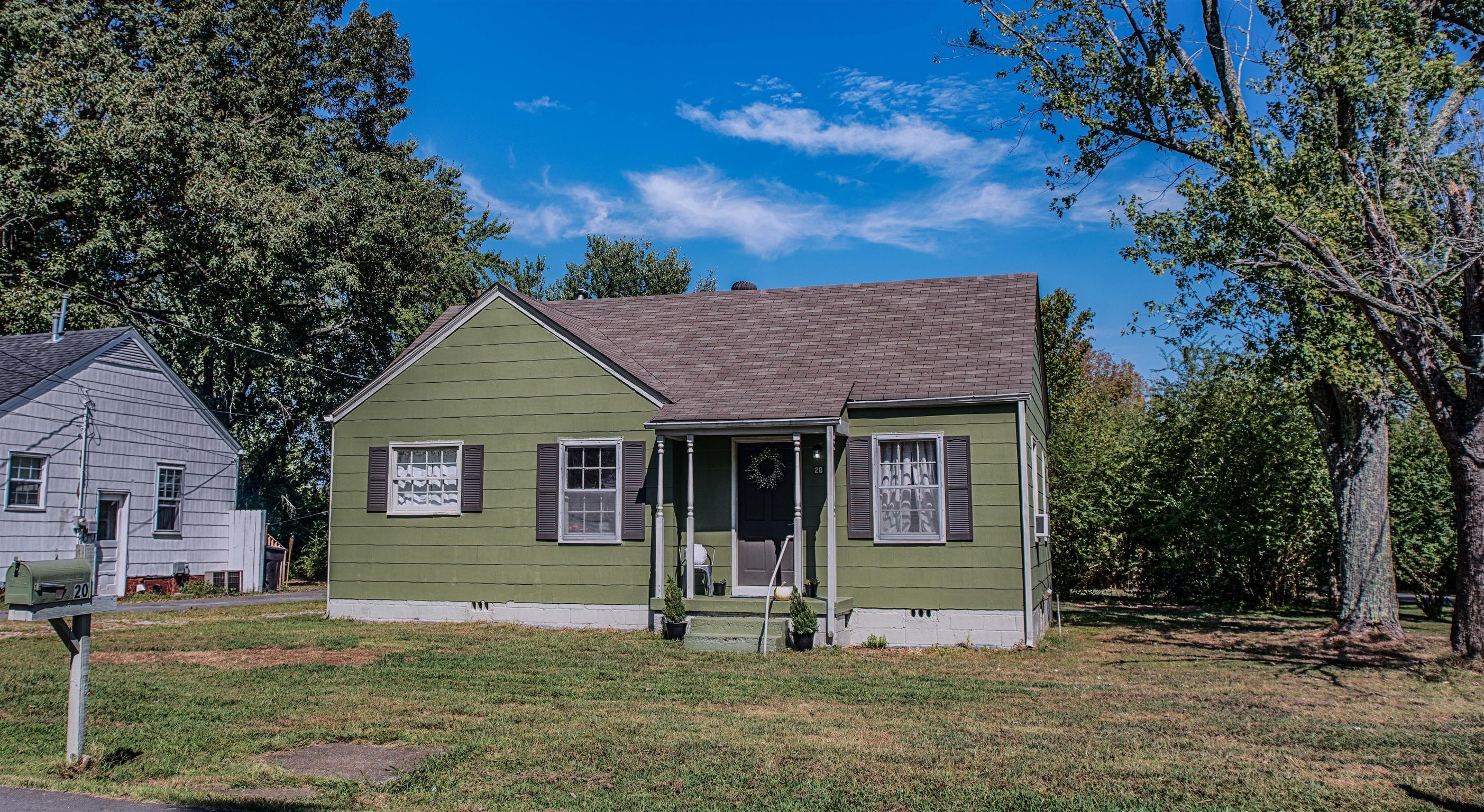 20 Central Ave, Tullahoma, TN 37388 - Tullahoma, TN real estate listing