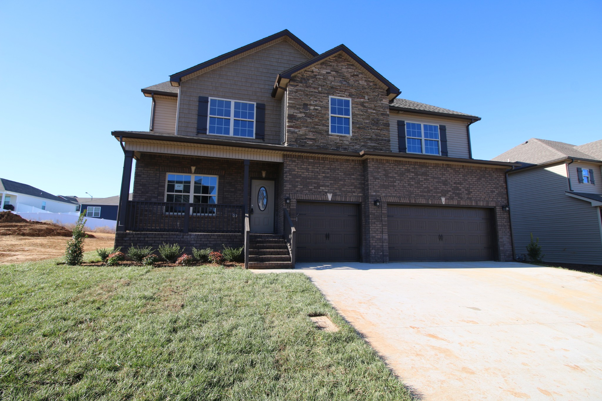 217 The Groves at Hearthstone, Clarksville, TN 37040 - Clarksville, TN real estate listing