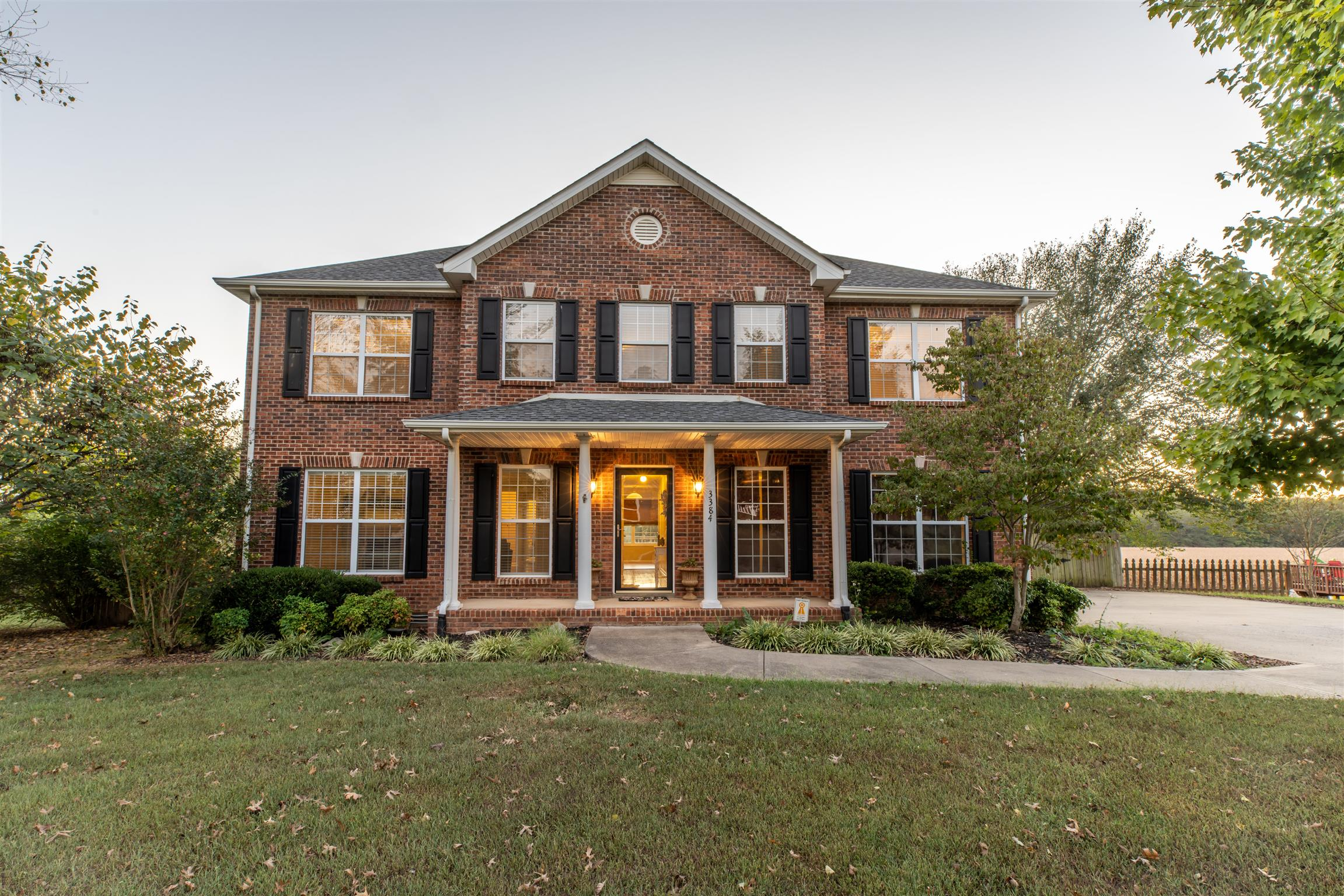 3384 Heatherwood Trc, Clarksville, TN 37040 - Clarksville, TN real estate listing