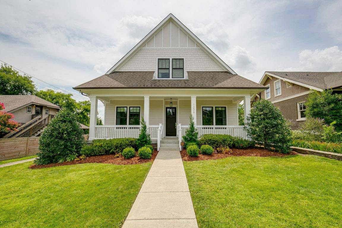 1209 Linden Ave, Nashville, TN 37212 - Nashville, TN real estate listing