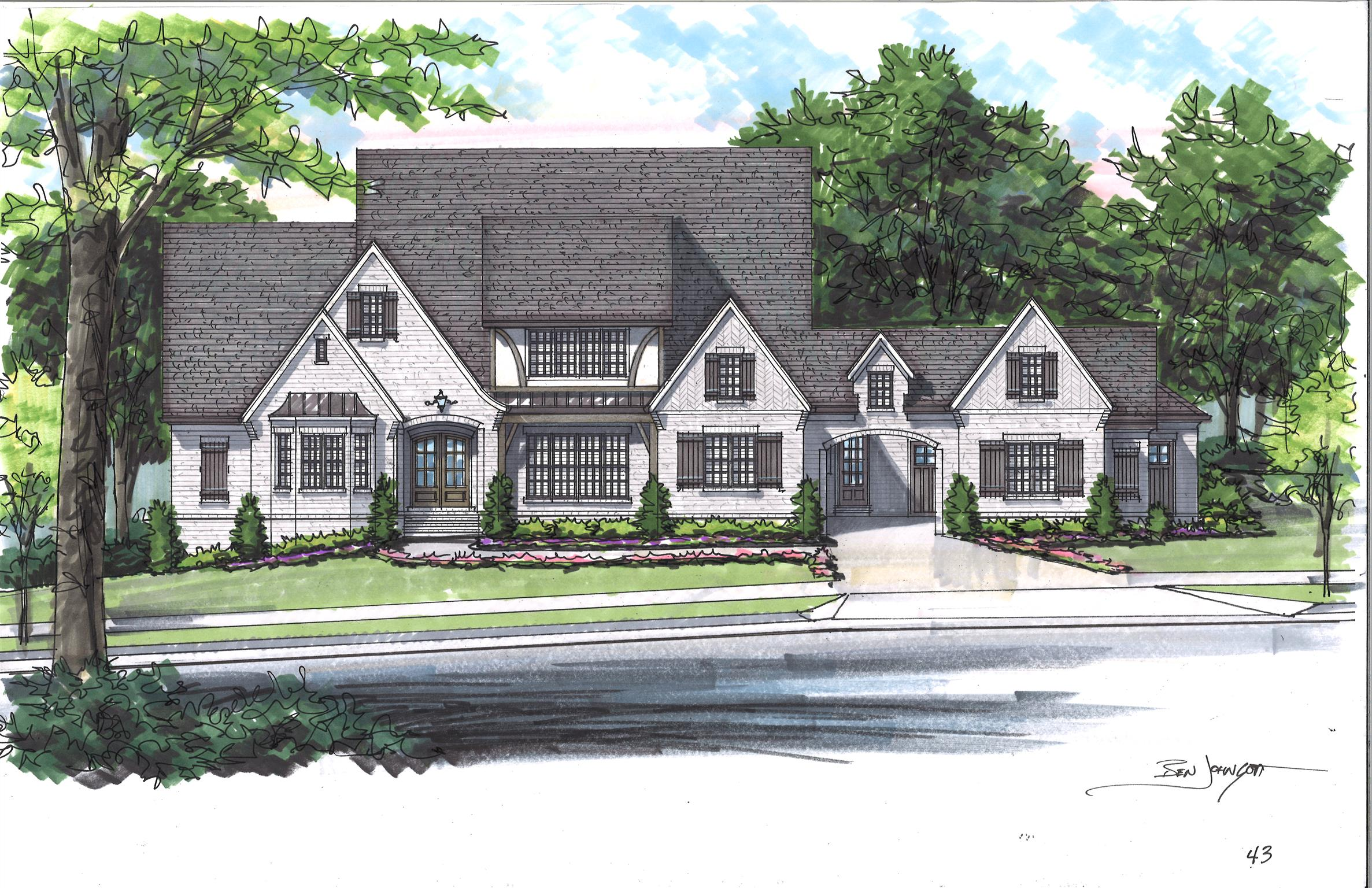 9244 Lehigh Dr (Lot 43), Brentwood, TN 37027 - Brentwood, TN real estate listing