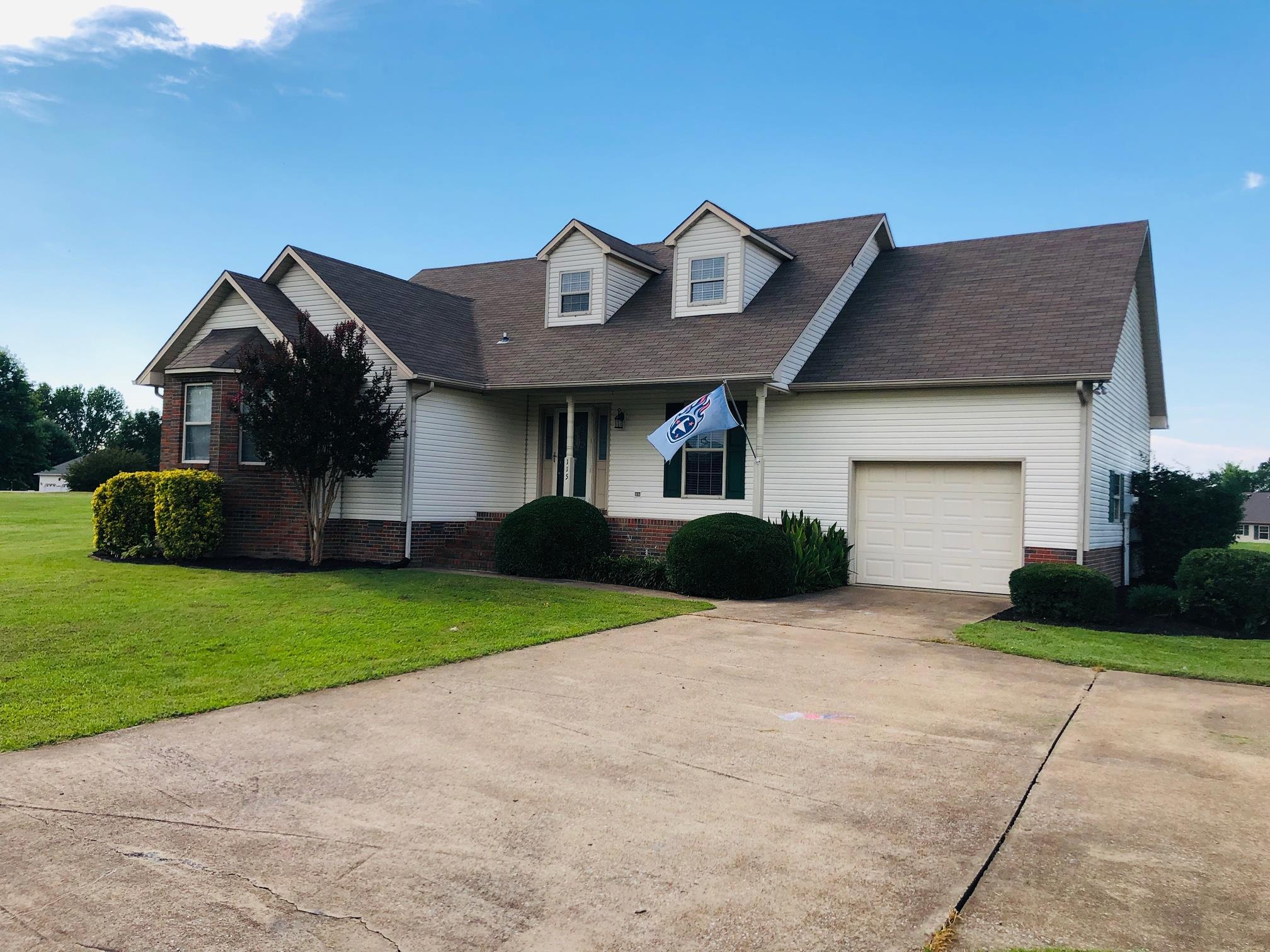 115 Monument Cir, Summertown, TN 38483 - Summertown, TN real estate listing