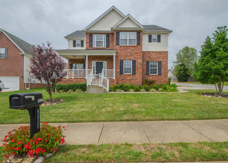 4012 Gersham Ct, Spring Hill, TN 37174 - Spring Hill, TN real estate listing
