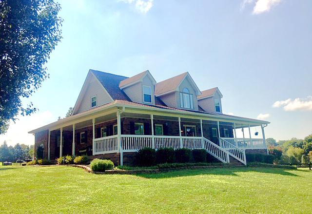 110 Little Bethel Rd, Cottontown, TN 37048 - Cottontown, TN real estate listing