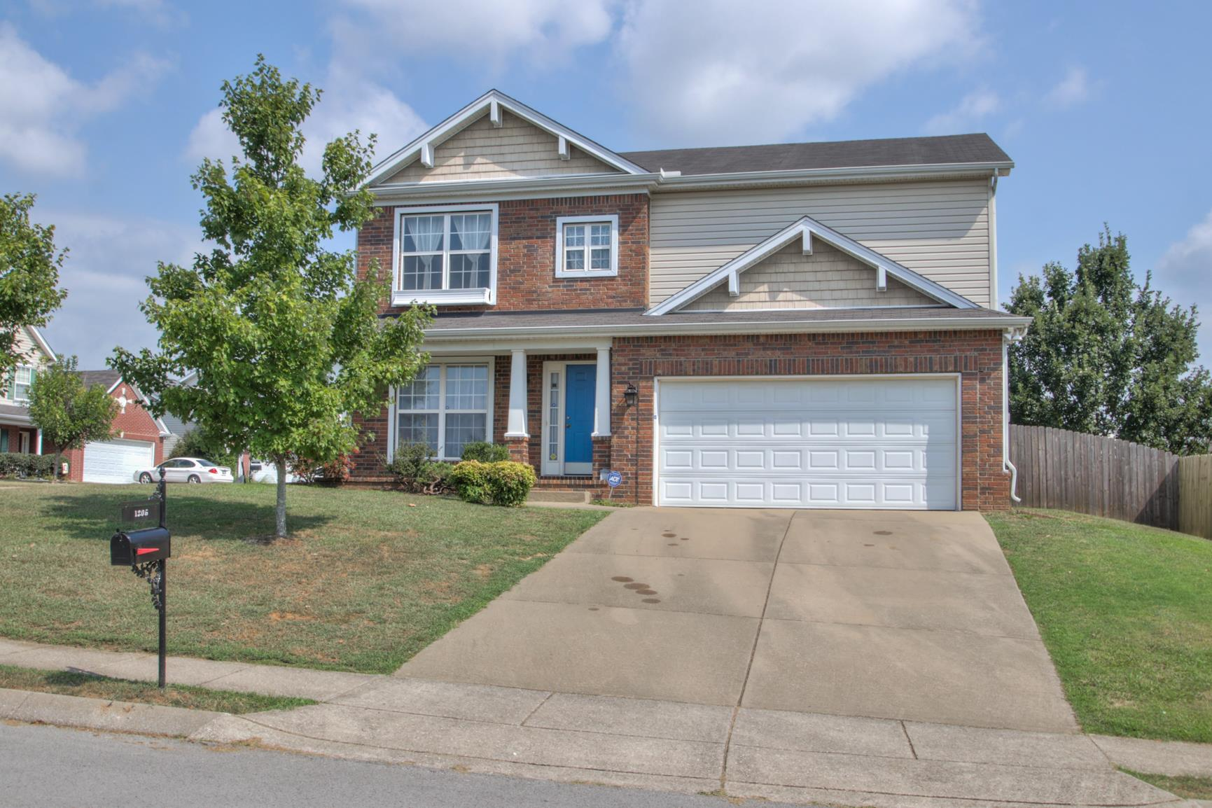1806 Baileys Trace Dr, Spring Hill, TN 37174 - Spring Hill, TN real estate listing
