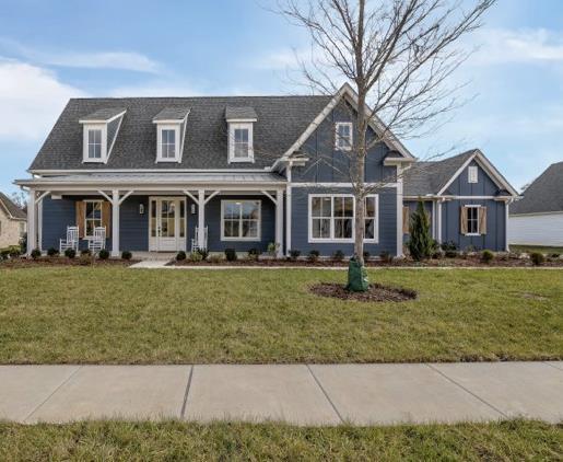 6536 Windmill Drive, Lot 110A, College Grove, TN 37046 - College Grove, TN real estate listing
