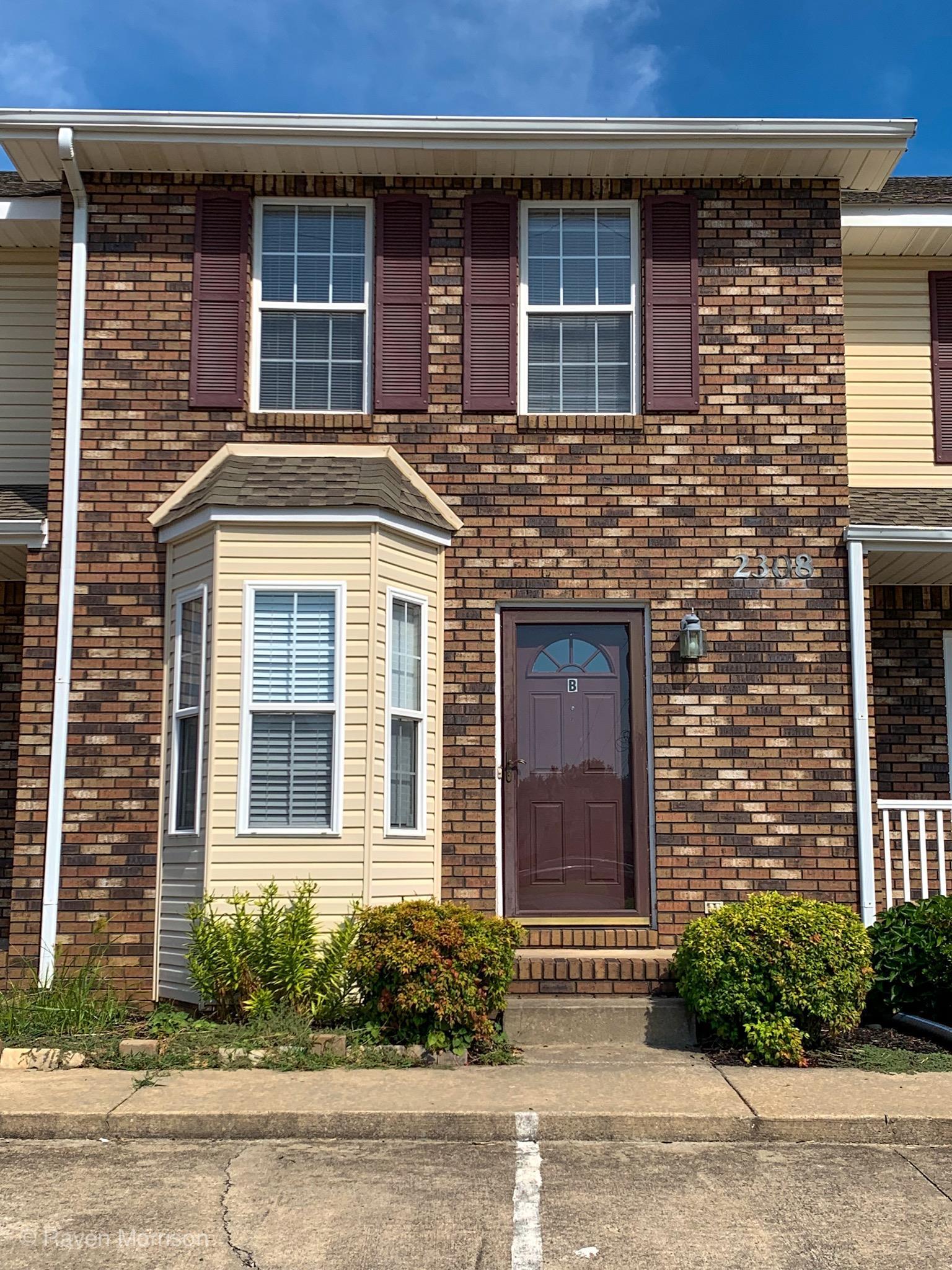 2308 Raleigh Ct Apt B, Clarksville, TN 37043 - Clarksville, TN real estate listing