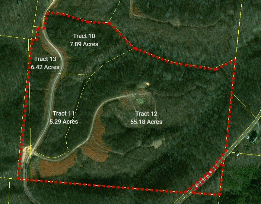 0 Keel Hollow Rd - Section D Property Photo - Dover, TN real estate listing